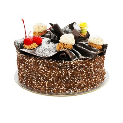 Gateau, Black Forest