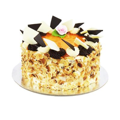 Gateau, Orange & Almond
