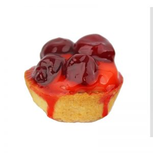 Petit Cherry Tart – Pk of 12 or 24