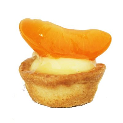 Petit Apricot Tart – Pk of 12 or 24