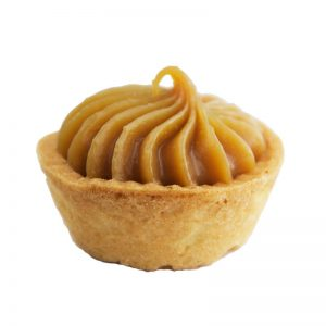 Petit Caramel Tarts – Pk of 12 or 24