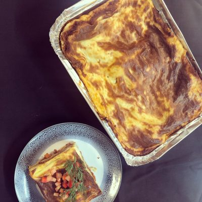 Beef Lasagne, Family size